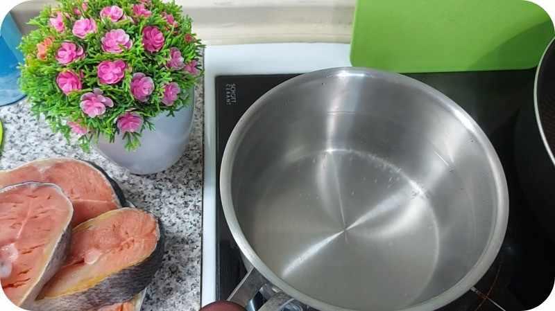 Как готовить уху из гольца