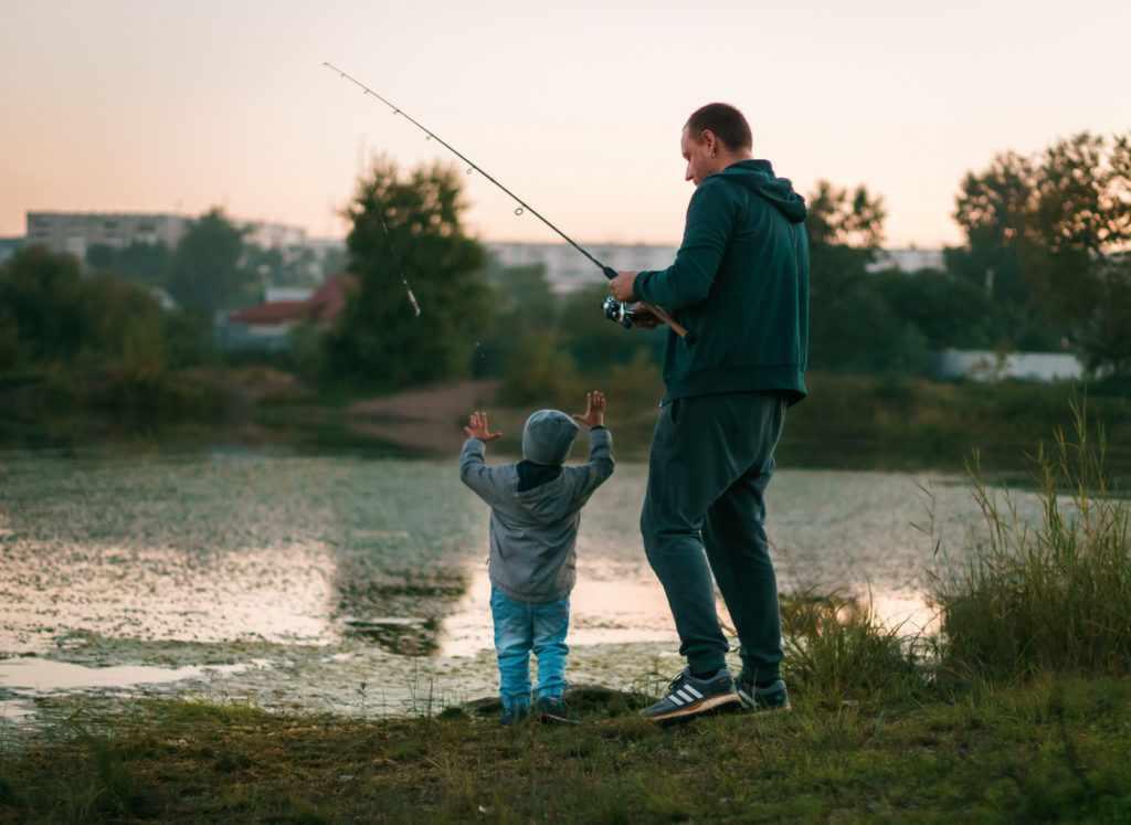 Азарт на рыбалке